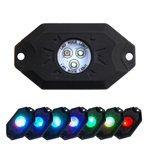 LED RGB Rock Light for Truck and Boat JG-R002