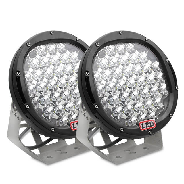 9 inch 185w Inch Round Led Work Light JG-903
