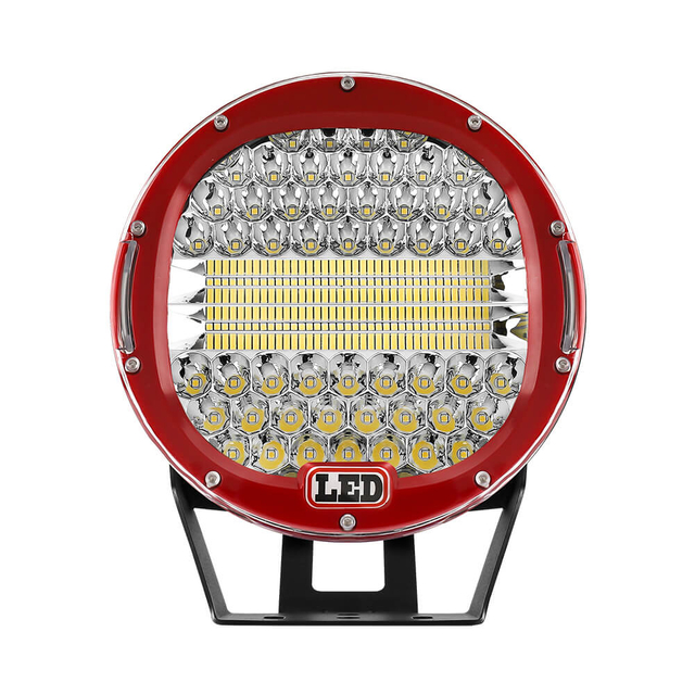9 inch Double row embedded Light Beads Spotlights JG-903L