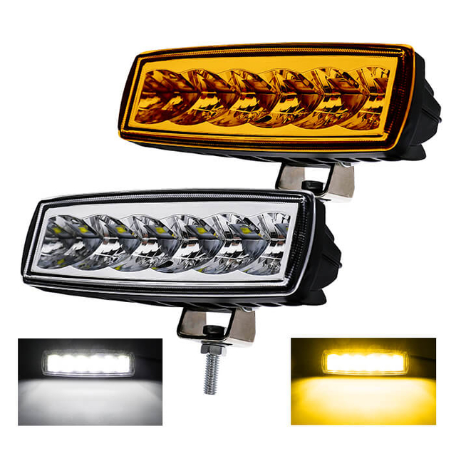 6 inch Boat Light Bar Supplier JG-921H