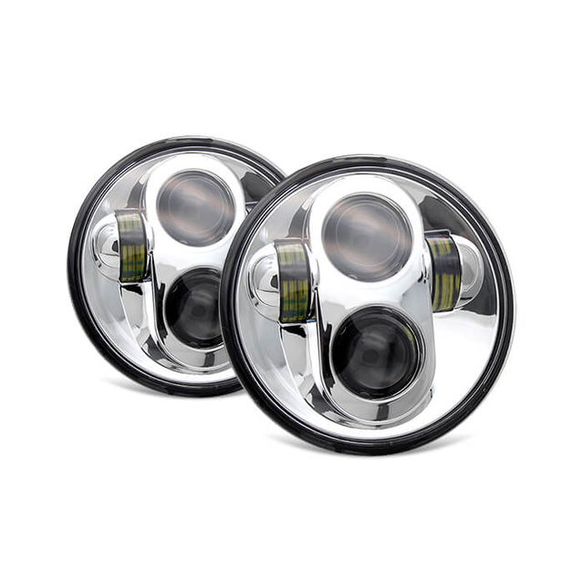 5.75 inch Porjector Led Headlight for Harley Motorcycles JG-M002