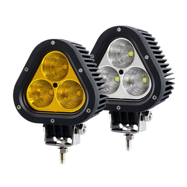4 Inch Triangle Led Driving Light JG-911