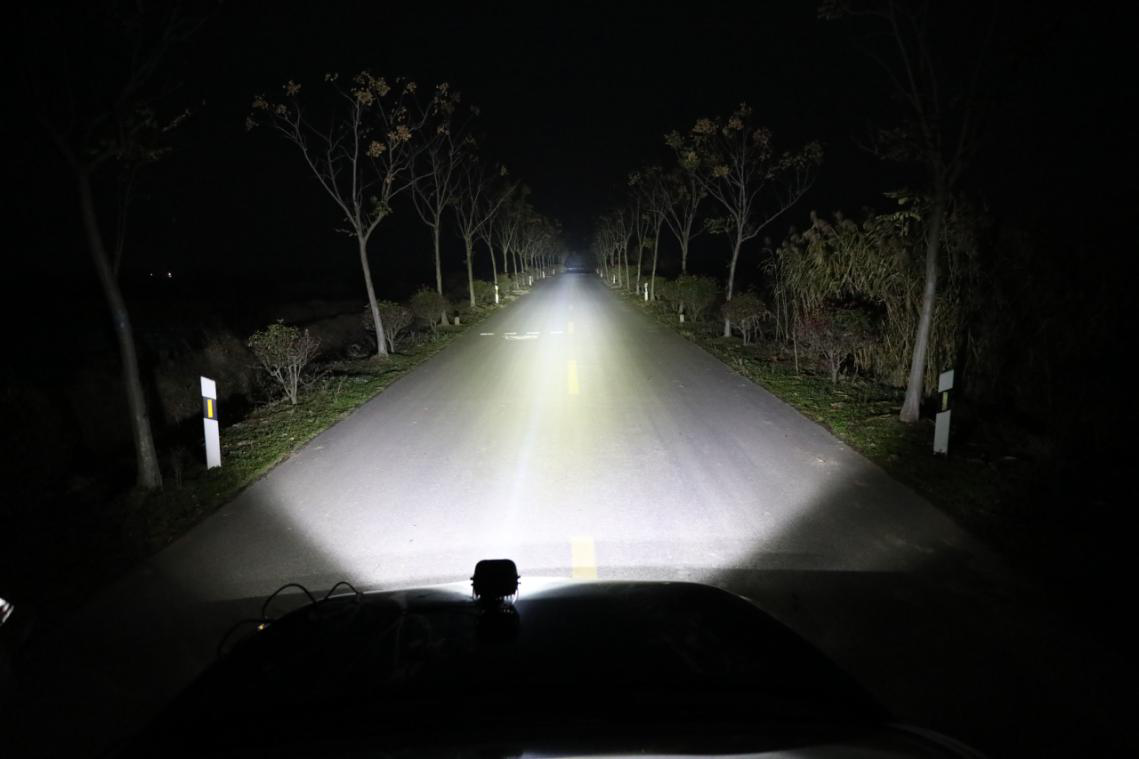 5 inch off road laser driving light