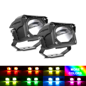 RGB Projector Driving Lights Wholesale 993B-R